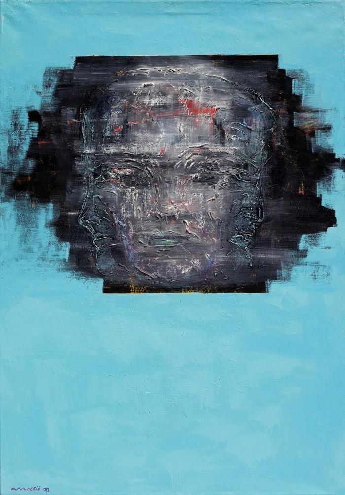 LAS EDADES- Oleo sobre tela- 200 x 140 cm- 2013- MACCIO