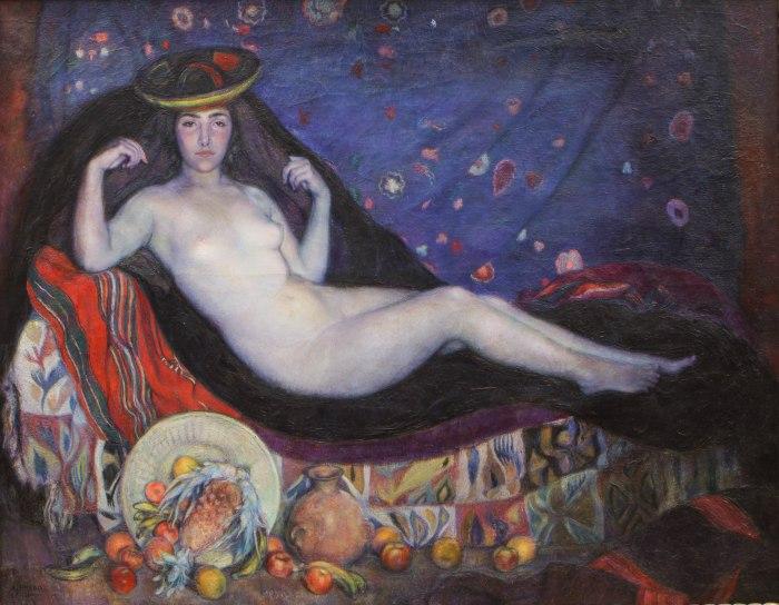 La chola desnuda, Alfredo Guido
