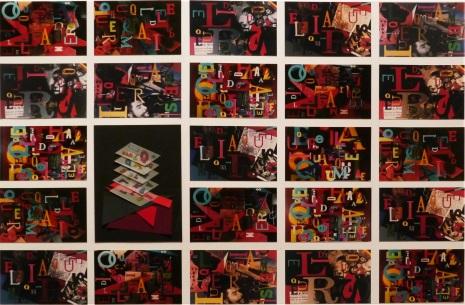 Leandro Katz, Proyecto para el día que…,1995-2014, HENRIQUE FARIA