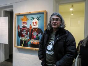 Jose Luis Miralles (ph: Fernanda Rivera Luque)
