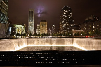 9.11 Memorial. PH: Joe Woolhead