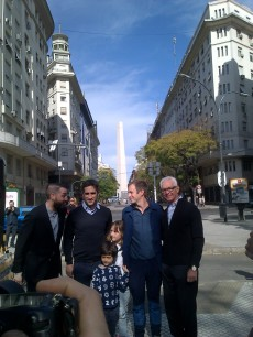 Perez Rubio, Di Stefano, Erlich y Costantini