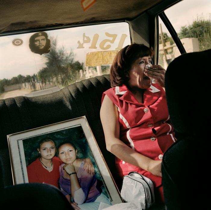 Maya Goded. Me¦üxico. De la serie Desaparecidas. 2006