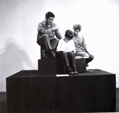 Familia obrera, 1968