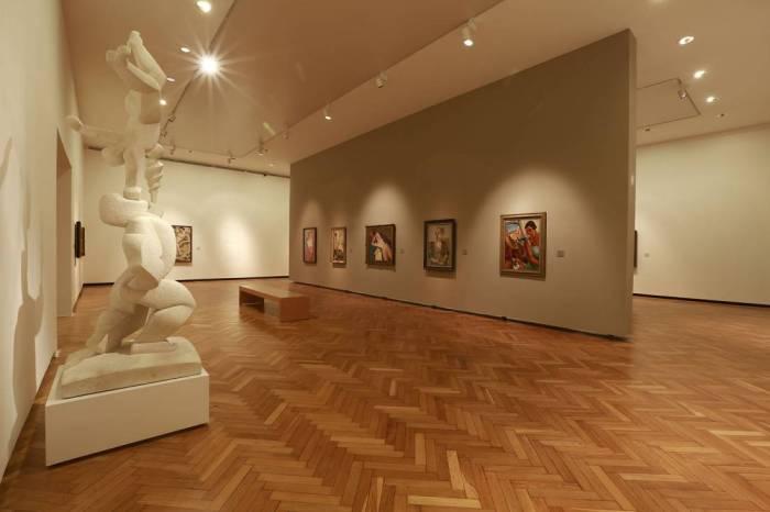 Nuevas salas de arte argentino en el MNBA