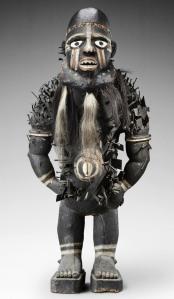 Power Figure (Nkisi N'Kondi Mangaaka) MET
