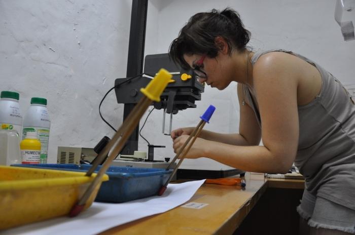 Danissa Chalfoun en Zona Imaginaria