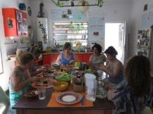 la cocina de ZI