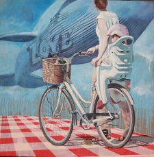 Menagerie, pinturas en Quadro