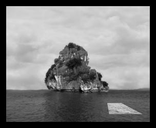 Matilde Marín, Paisaje Indeterminado II, La isla