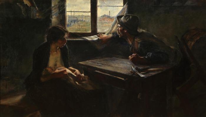 Sin pan y sin trabajo, 1894