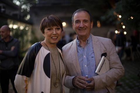 Antonia Guzman y Adolfo Llorente- PH: Pato Parodi.