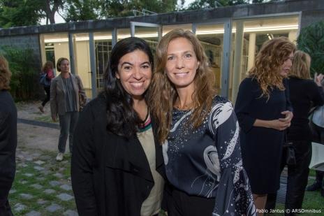 Con Teresa Riccardi