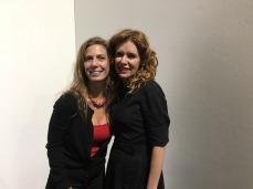 MPZ con Karina El Azem