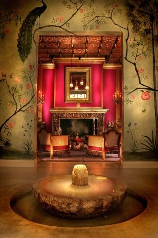 La casa del artista Sergio Roggerone