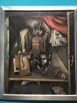 Acá pintó a James Dean